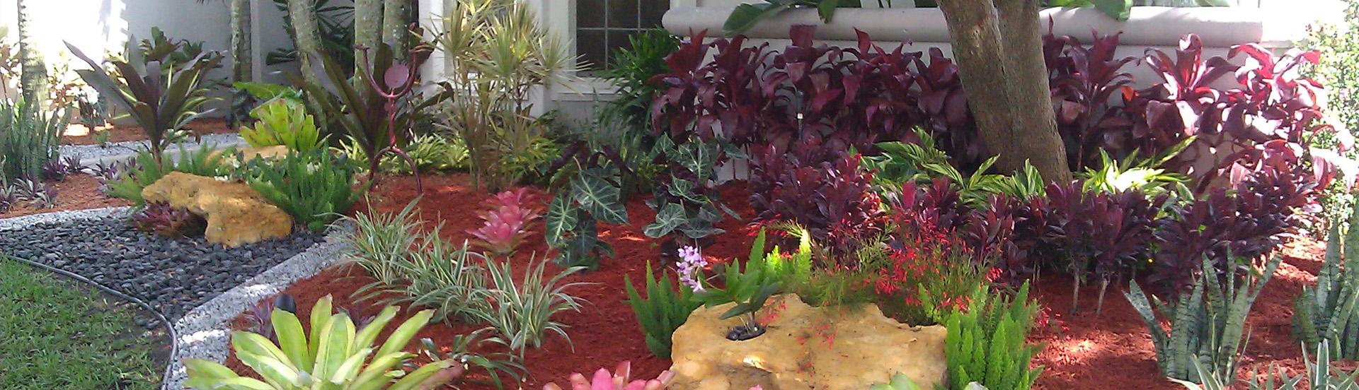 Garden Design Broward
